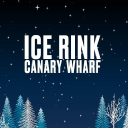 Ice Rink Canary Wharf logo icon