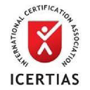 ICERTIAS - International Certification Association logo