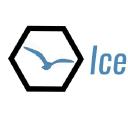 Icestork logo icon
