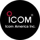 Icom America logo icon
