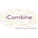 I Combine logo icon