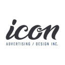ICON Advertising and Design logo
