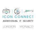 Icon Connect logo icon