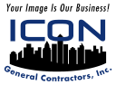 ICON General Contractors Inc Logo