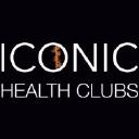 Icon Health Club logo icon