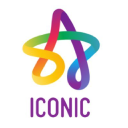 Iconic Solutions logo icon