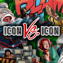 Icon Vs Icon logo icon