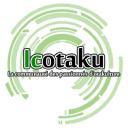 Icotaku logo icon