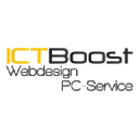 ICTBoost Webdesign PC-Service logo