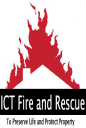 ICT Fire and Rescue logo