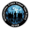 ICTTF International Cyber Threat Task Force logo