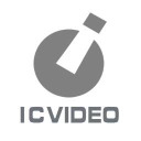 I C Video Productions logo