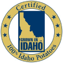 Idaho Potato logo icon