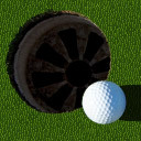 I Deal Golfer logo icon