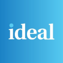 Ideal logo icon