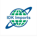 IDK IMPORTS sac logo