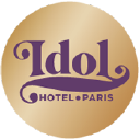 Idol Hotel Paris logo icon