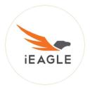 I Eagle logo icon