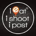 Ieatishootipost logo icon
