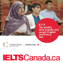 Ielts Canada logo icon