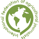 IFAJ - International Federation of Agricultural Journalists logo