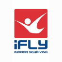 I Fly Indoor Skydiving logo icon