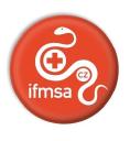 IFMSA CZ logo