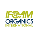 IFOAM - International Federation of Organic Agriculture Movements logo