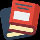 Publishing Exhibition logo icon