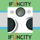 I Fun City logo icon