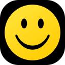 I Funny logo icon