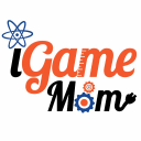 I Game Mom logo icon