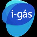 Gás logo icon