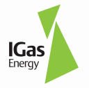 I Gas logo icon