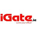 I Gate logo icon