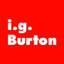Ig Burton logo icon