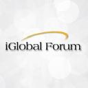 I Global Forum logo icon