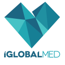 I Global Med logo icon
