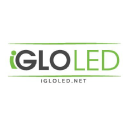 I Glo Led logo icon