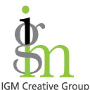 Igm Creative Group logo icon