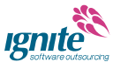 Ignite Outsourcing logo icon