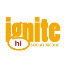 Ignite Social Media logo icon