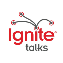 Ignite Talks logo icon