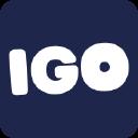 Igo Objets Pub logo icon