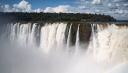 Iguazu Falls logo icon