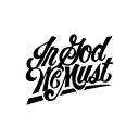In God We Must logo icon