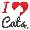 I Heart Cats logo icon