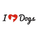 I Heart Dogs logo icon