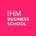 Ihm Business School logo icon