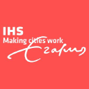 IHS Institute for Housing and Urban Development Studies, Erasmus University Rotterdam logo